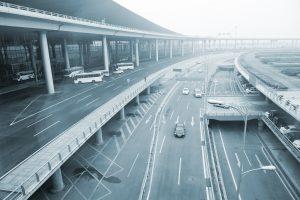 Parken am Flughafen